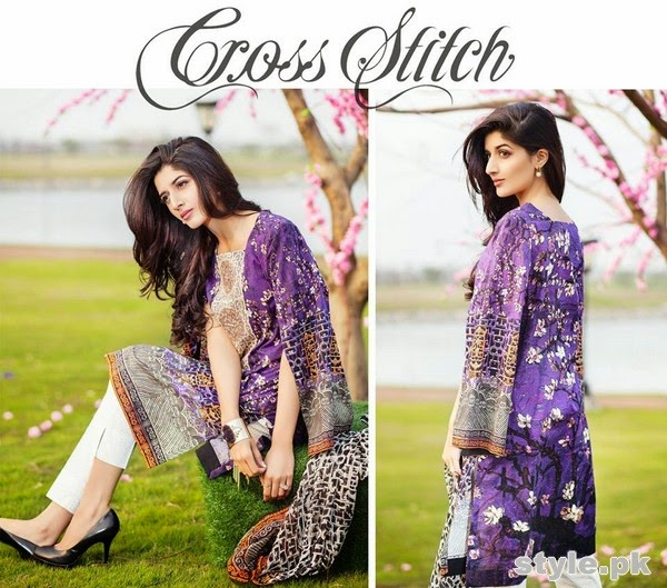Cross Stitch Lawn Dresses Summer