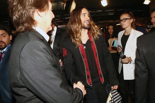 Jared Leto fala sobre conselho que recebeu de Paul McCartney