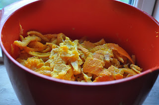 Min dejlige appelsin marmelade