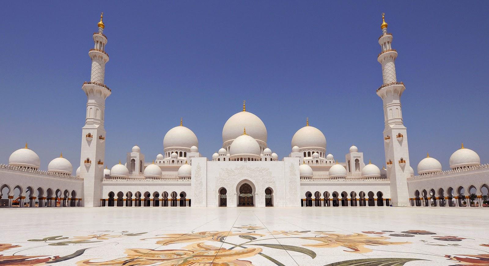 Tour emirati arabi abu dhabi la citt del futuro idee per viaggiare lavoriamo a colori - Abu dhabi luoghi di interesse ...