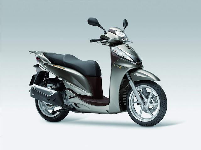 Đánh giá Honda SH Việt Nam 2012