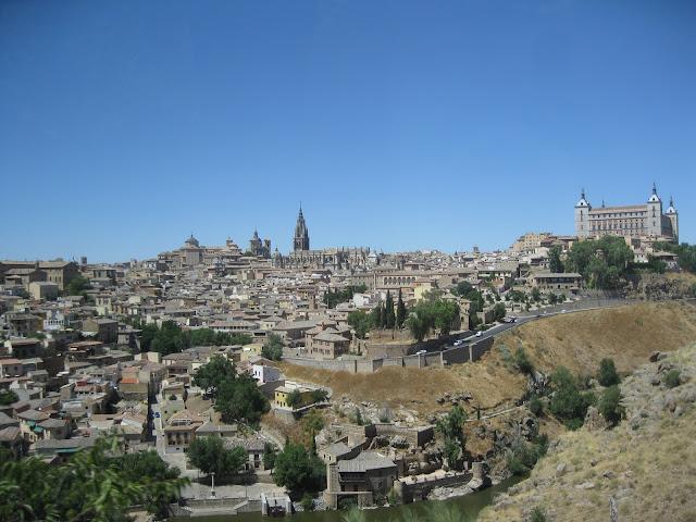 Por Espanha - Toledo