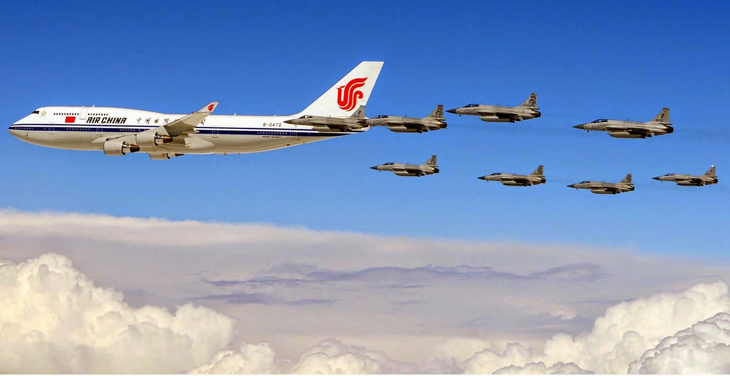 Full text of jaishankar telling china not to fear indias rise business standard - Chinese President Xi Jinping S Plane Escorted By Pakistan S Jf 17s In Pakistan Airspace