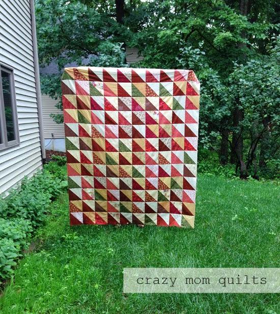 Meet Amanda Jean of Crazy Mom Quilts.