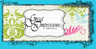 Great Impressions Stamp of the Month