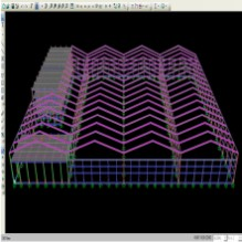 Jasa Desain Struktur Bangunan Baja