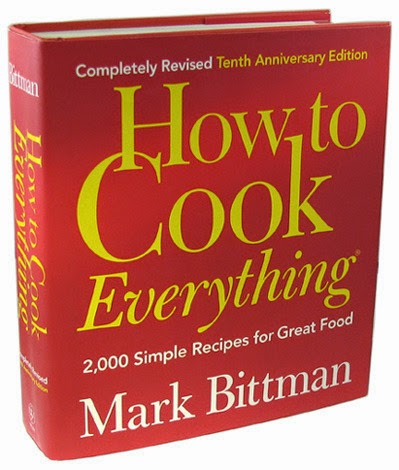 cookbook, mark bitumen