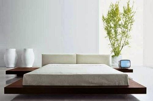 modern minimalist comfort master bedroom image