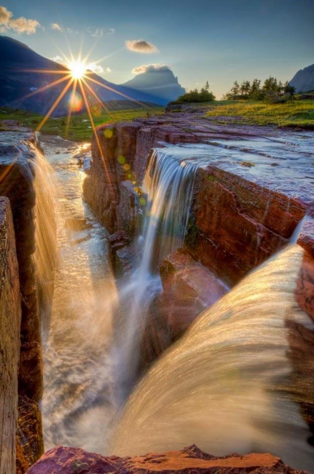 Glacier National Park, Montana - Most Beautiful Places You Must Visit Before You Die