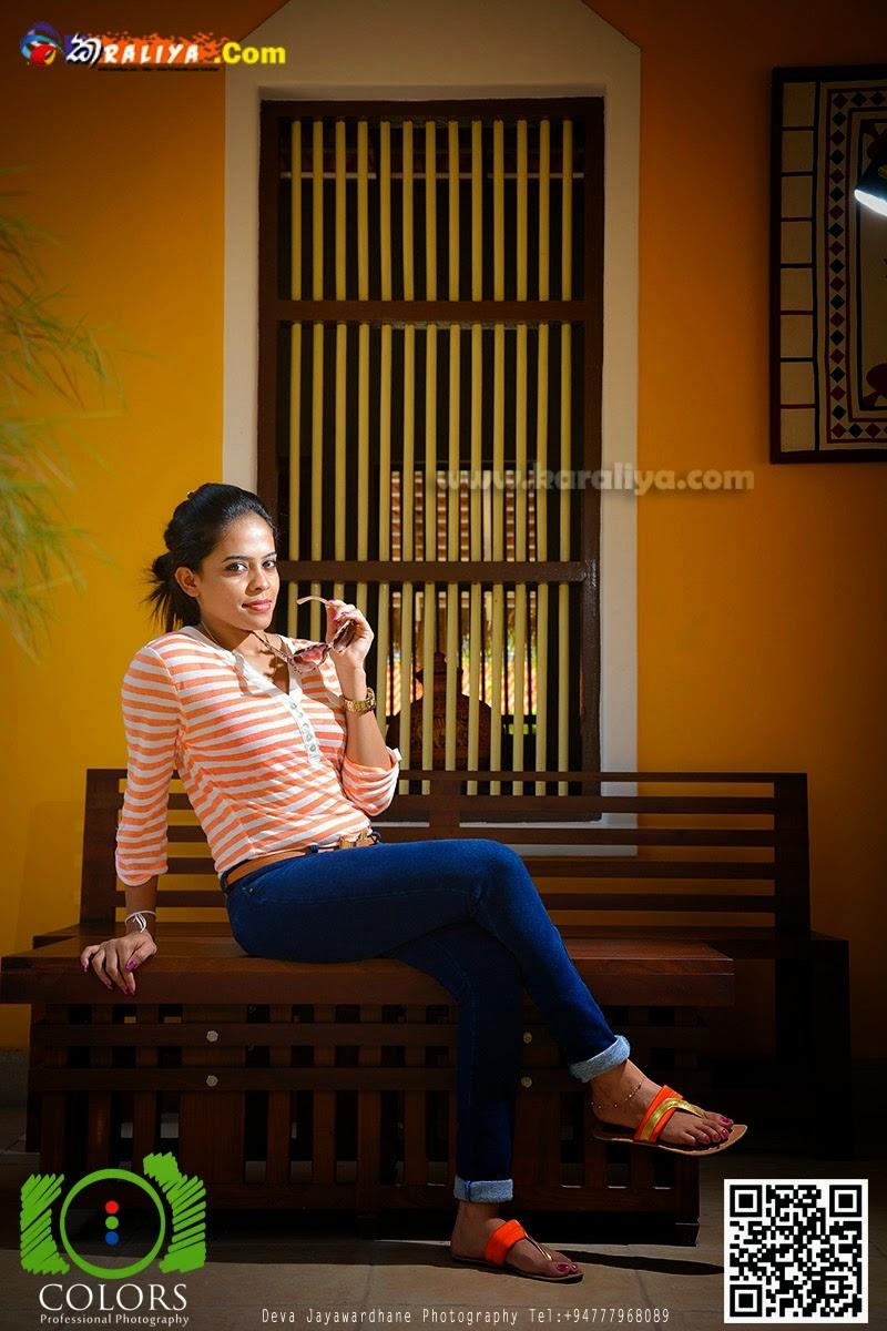 Menaka Maduwanthi jeans