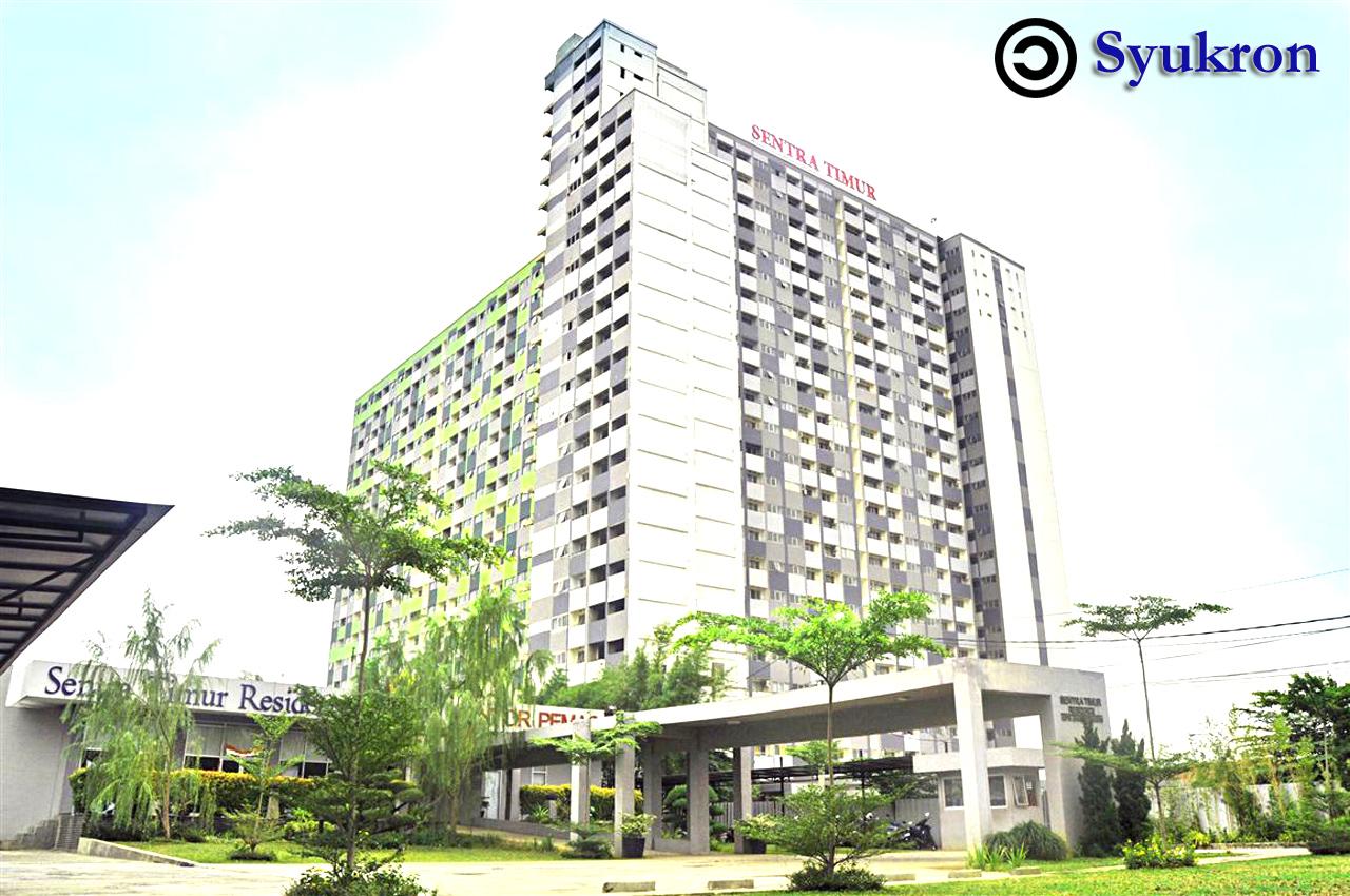 Di Jual Apartemen Sentra Timur Residence Jakarta Timur