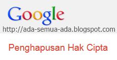 Cara melaporkan situs copy paste ke google