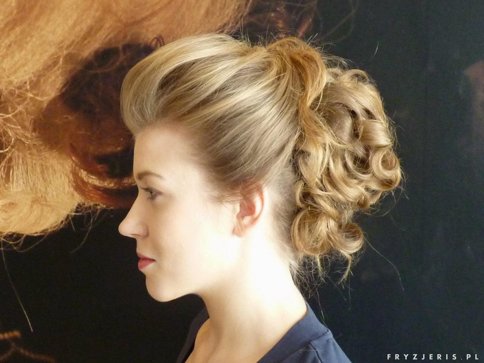 warsztaty stylizacji włosów fryzjeris