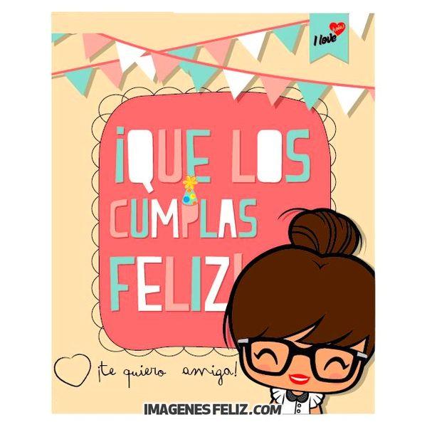 Feliz Cumpleaños Tumblr Imágenes Frases Bonitas Img Draggable