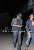 Ranbir Kapoor and Ayan Picture