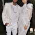 Kylie Jenner and her rapper boyfriend Tyga,