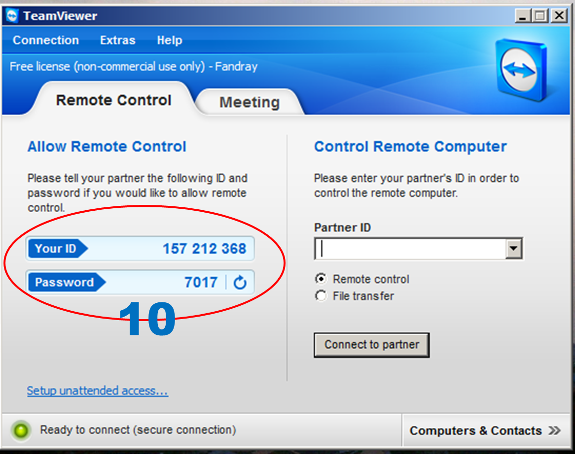 how to remotely connect to another computer from a mac