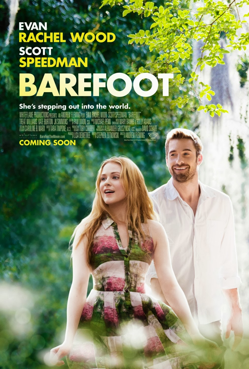 Barefoot (2014) Poster