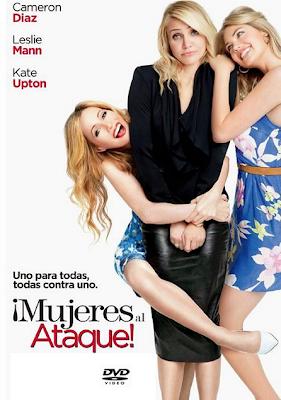 Mujeres al Ataque (The Other Woman) [2014] [NTSC/DVDR-Custom] Ingles, Subtitulos Español Latino
