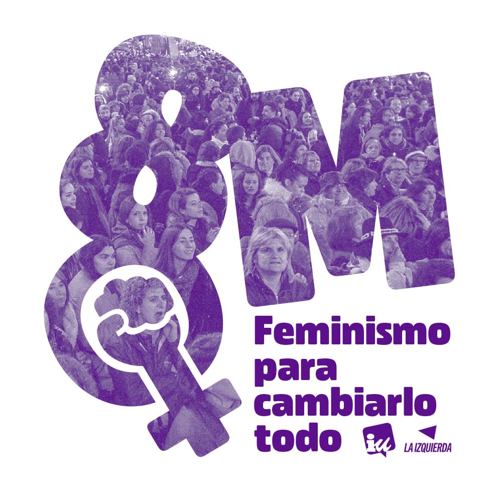 #HuelgaFeminista2019 #8M
