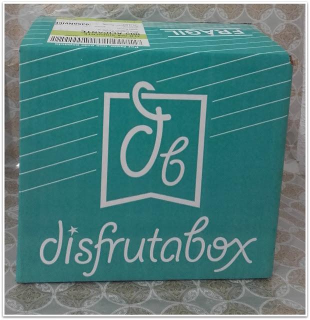 Disfrutabox caja alimentación noviembre