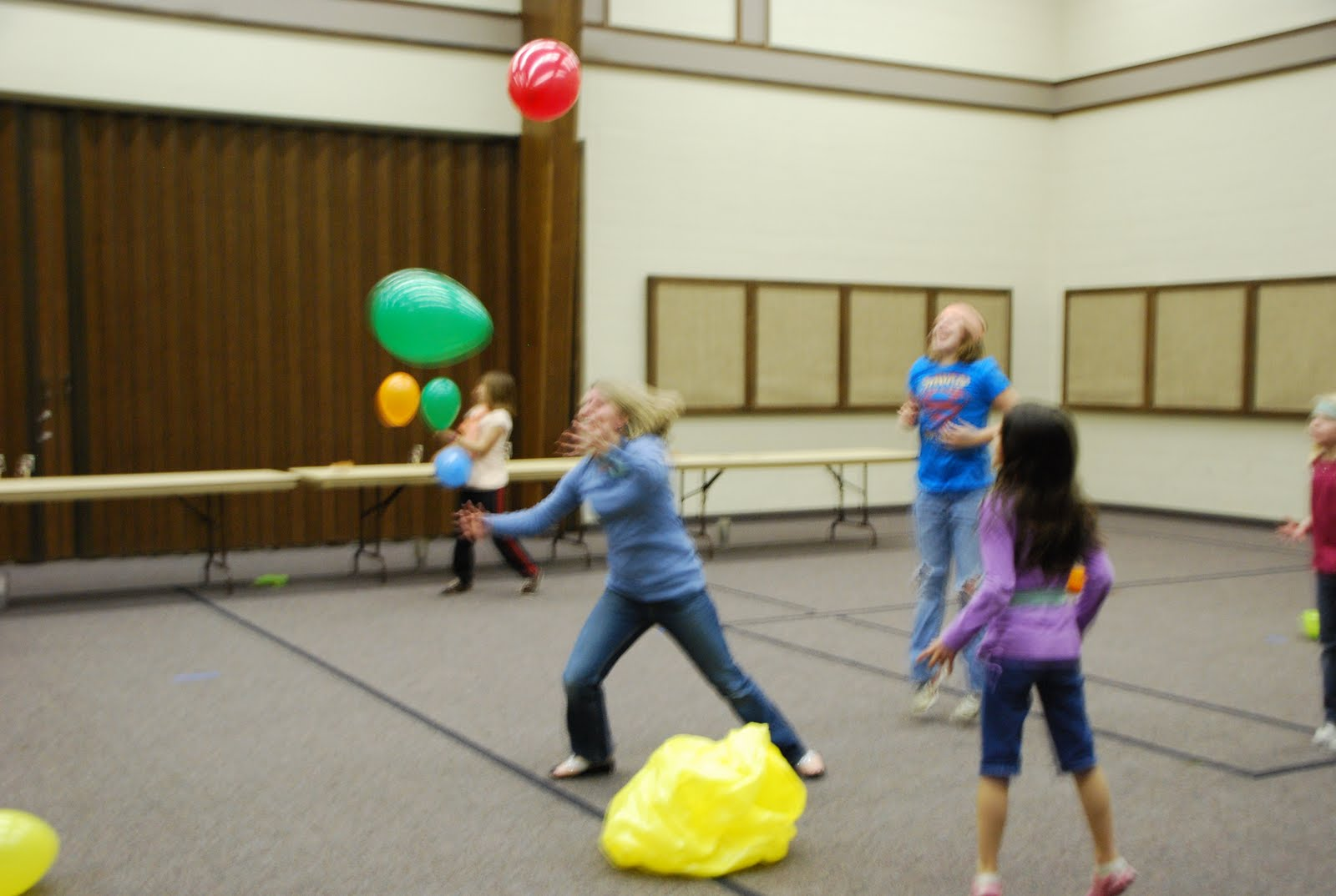 Wisconsin notes minute to win it for Air balloon games