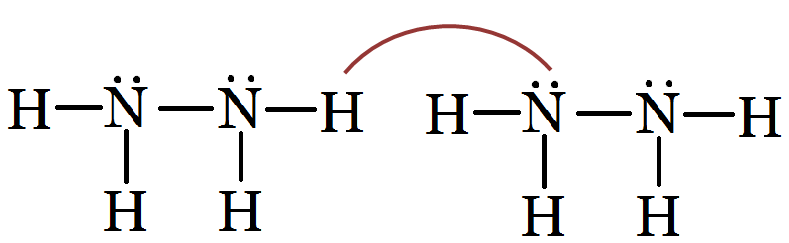 N2h4 Molecule N2h4 Molecular Geometr...