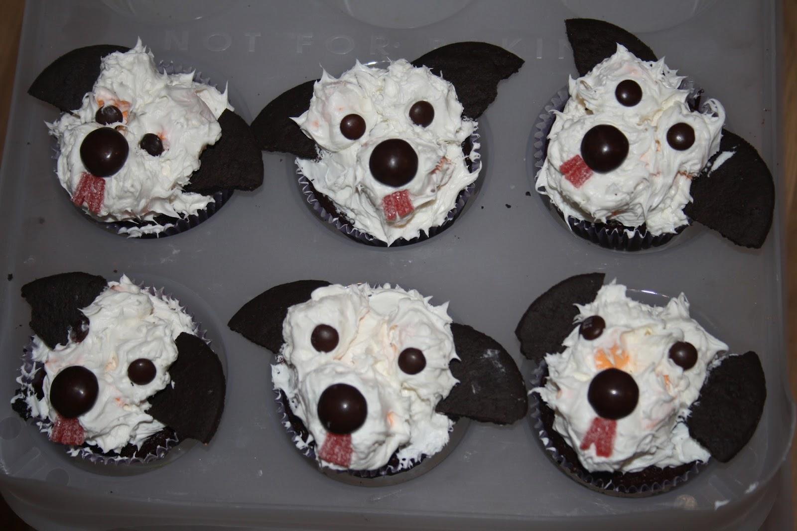 Dog Cup Cake Recipe