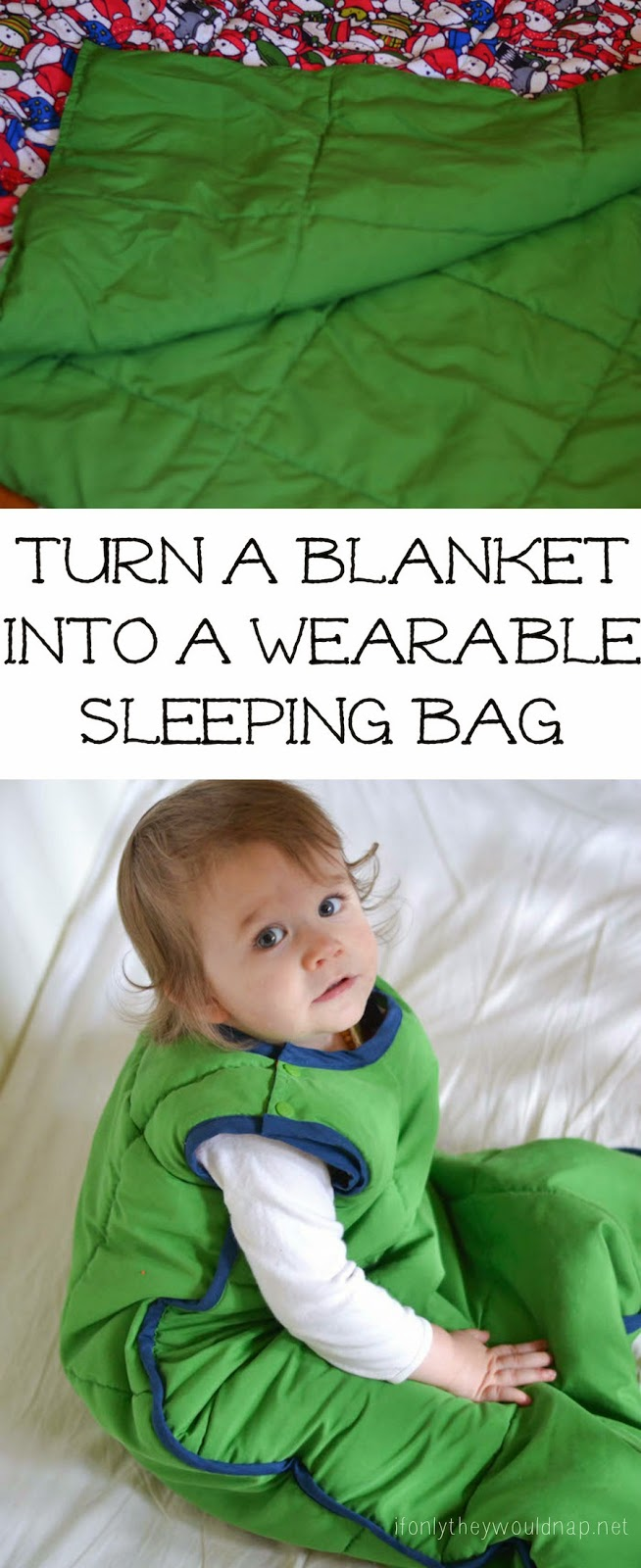 Tutorials for Baby sleeping bags