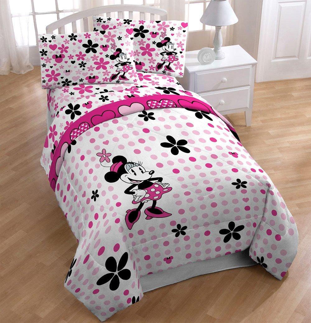 Minnie Mouse Bedroom Set Full Size