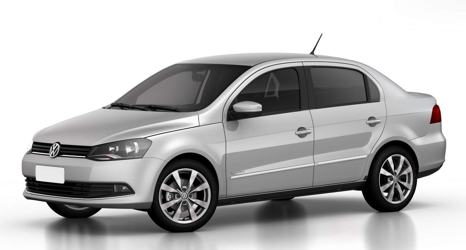 Volkswagen Voyage 2016 Highline