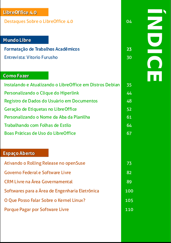 Revista Digital Libreoffice Magazine N 186 3