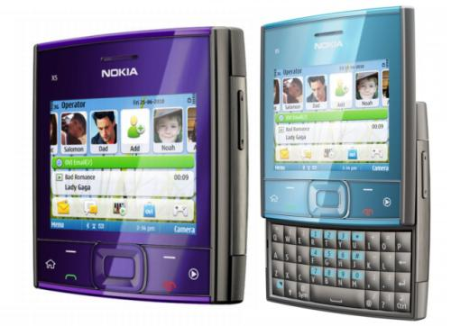 mil op231245es celular smartphone nokia x5