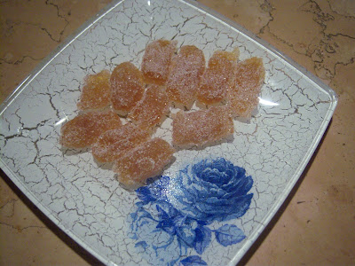 Caramelle gelèe alle mele