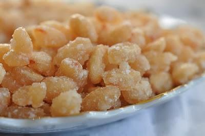 Hướng dẫn cách làm mứt đậu trắng tươi ngon cho ngày tết