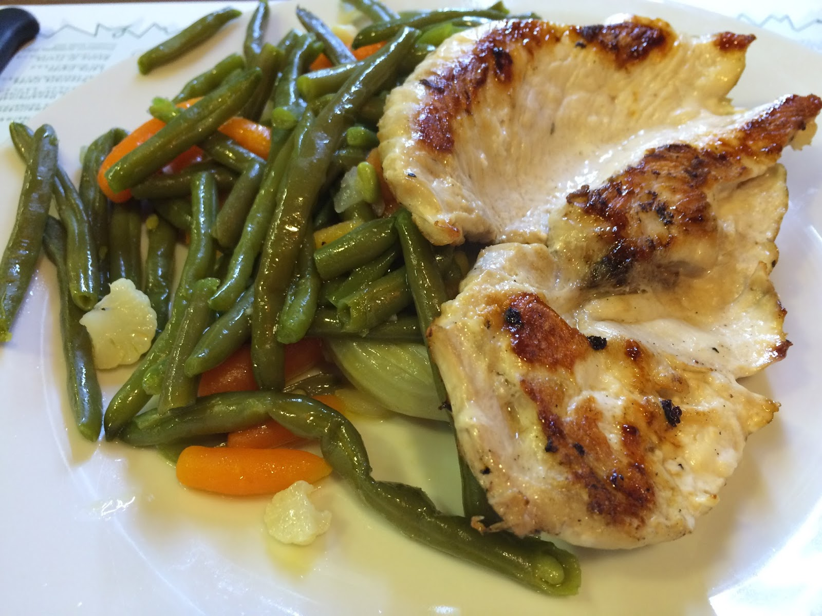 Uniquelious bistrot la capannina for Good side dishes for grilled chicken