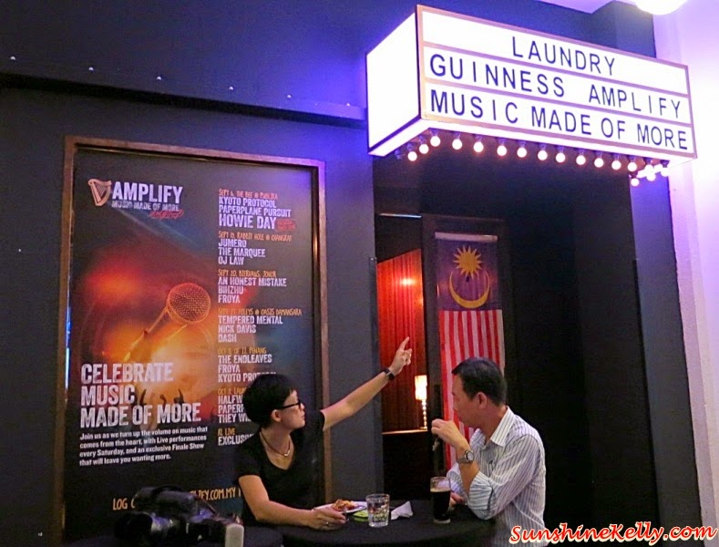 GUINNESS Amplify, Music Made of More, Guinness Malaysia, Guinness, GUINNESS Amplify Live Tour, happy hour