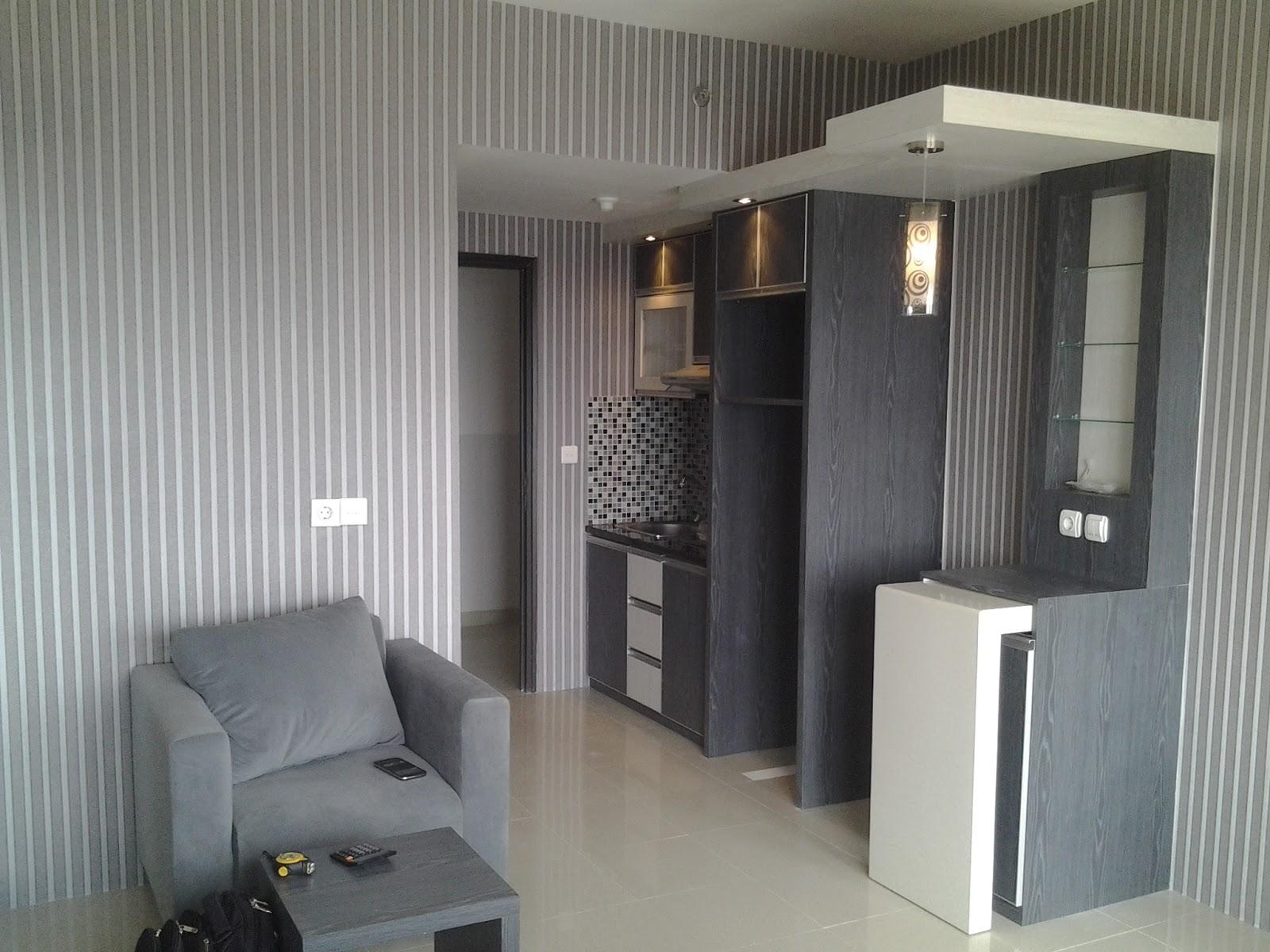 Katalog produk interior apartemen jakarta infinity for Interior apartemen studio