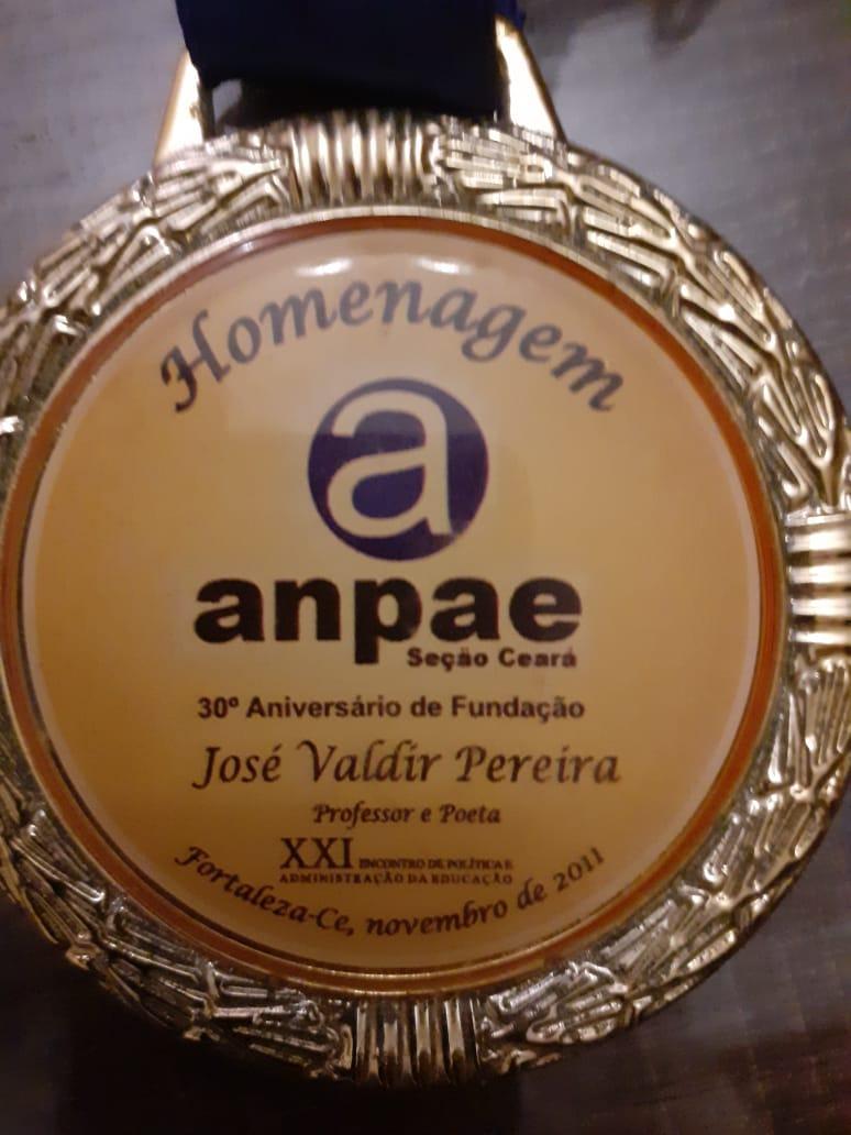 Medalha da Associação ANPAE