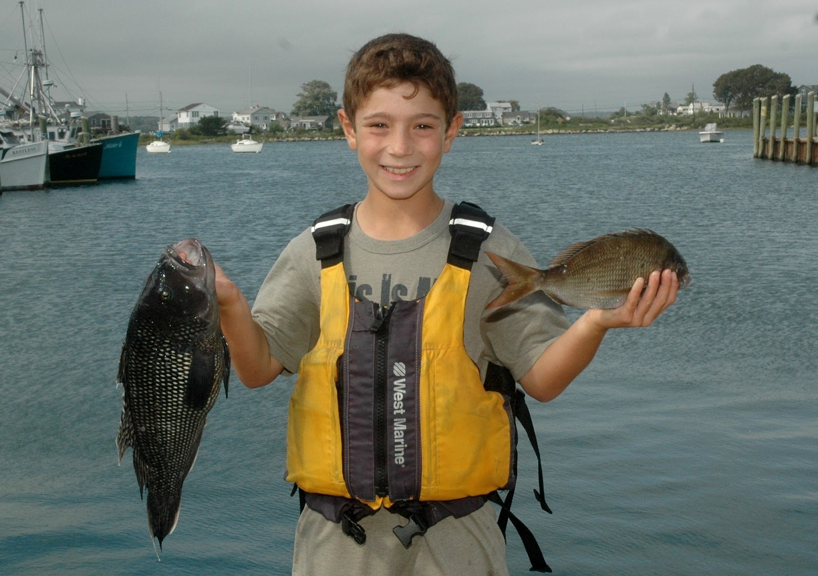 Galilee fishing for a cause tournament and festival big for Ma saltwater fishing license