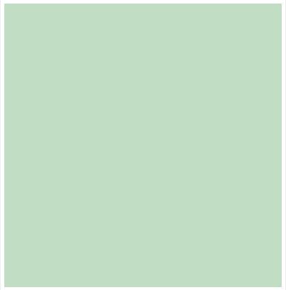 fiberchick color challenge 12 mint green