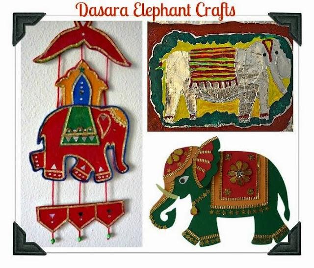 Dasara Elephant Crafts