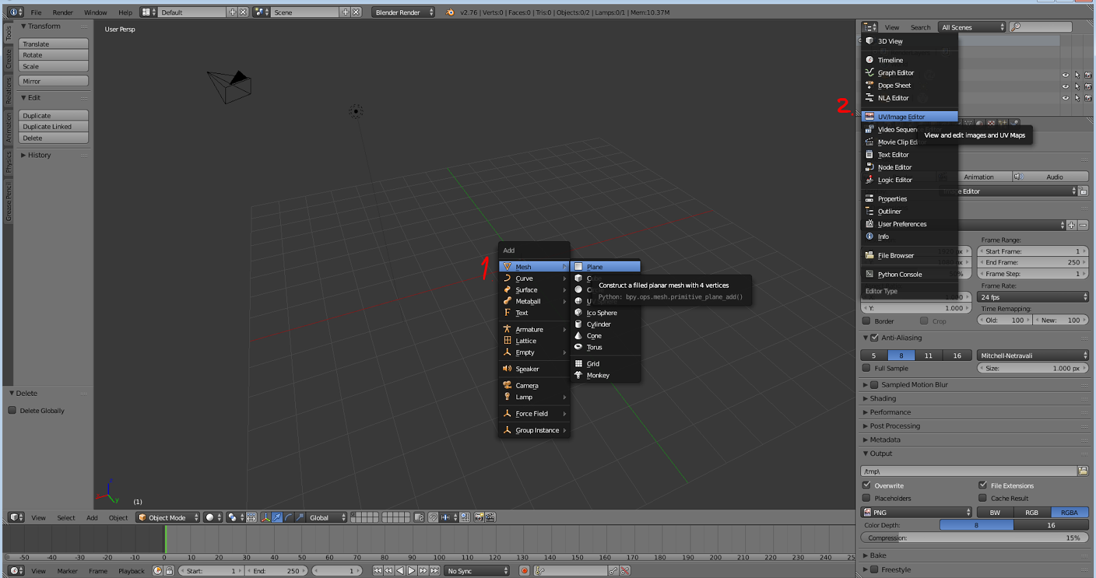 Baking normal and ambient occlusion maps in blender tutorial mod db first launch blender were using 276 right now and delete the starting box then add a plane mesh using the add menu shift a this is going to be gumiabroncs Gallery