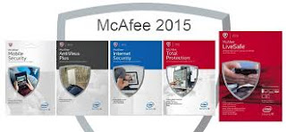 McAfee Total Protection 2015 Crack With Serial Key Full Version Free Download