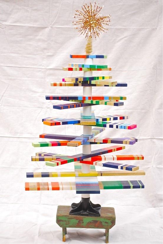 Rboles de navidad diferentes etxekodeco - Arbol de navidad diferente ...