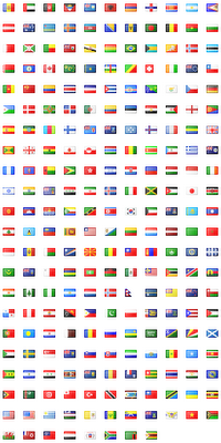 Flag of World Countries Pictures