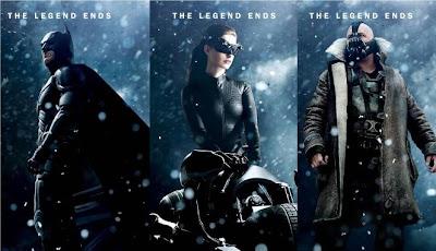 Batman Dark Knight Rises Puncaki Daftar Film Terlaris di AS