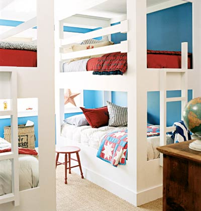 Shared Boys Bedroom Ideas