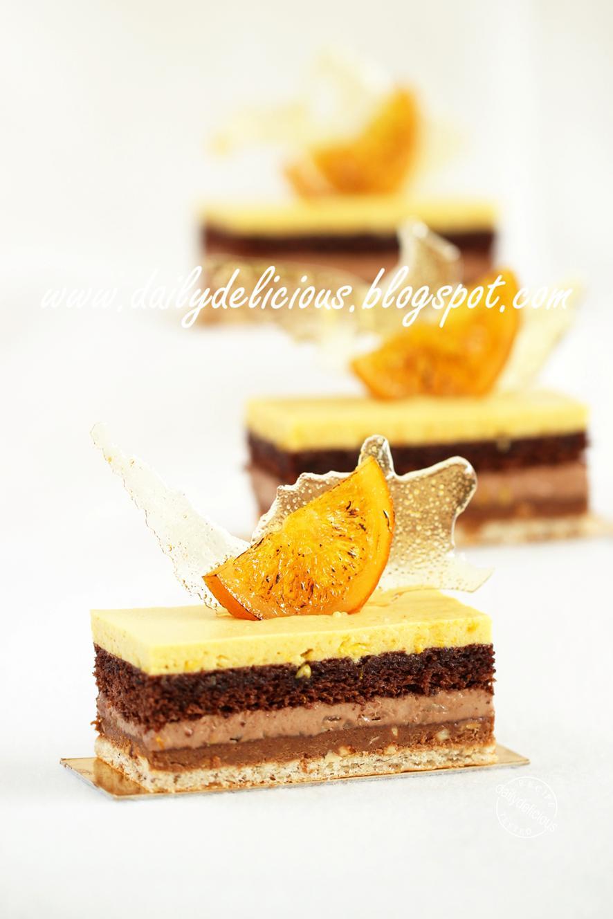 Orange Cream Cake Recipe From Scratch