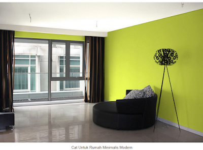 7 Kombinasi Warna Cat Dinding Rumah yang Bagus